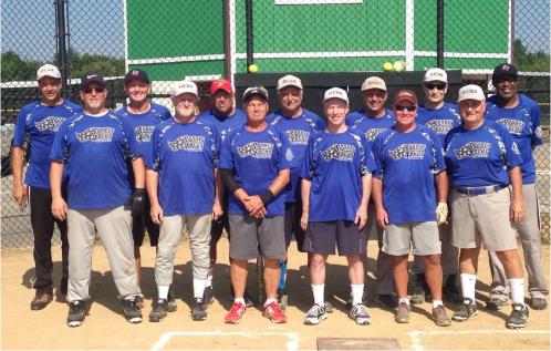 Greater Cleveland Senior Softball League